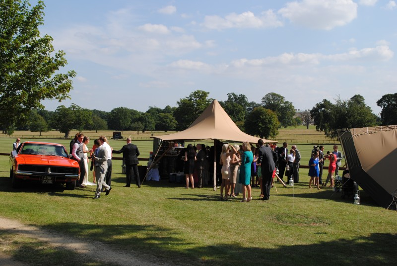 Polo club wedding